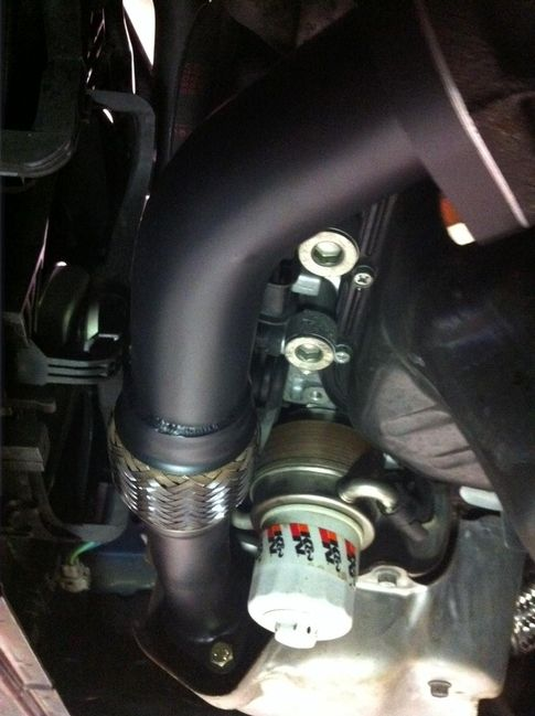 grimmspeed hiflow exhaust manifold