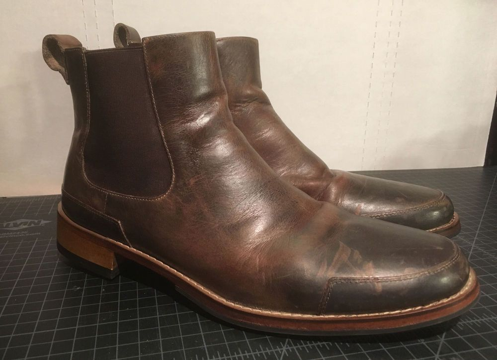 Cole Haan Leather Medium (D, M) Width Ankle Boots for Men | eBay