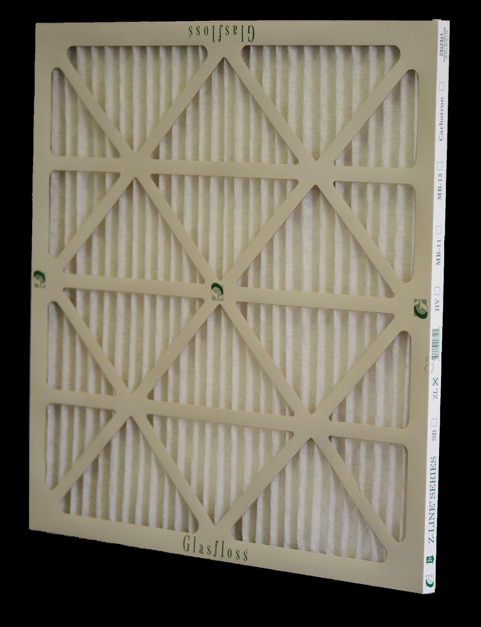 Glasfloss Industries ZLP12251 ZLine Series ZL MERV 10