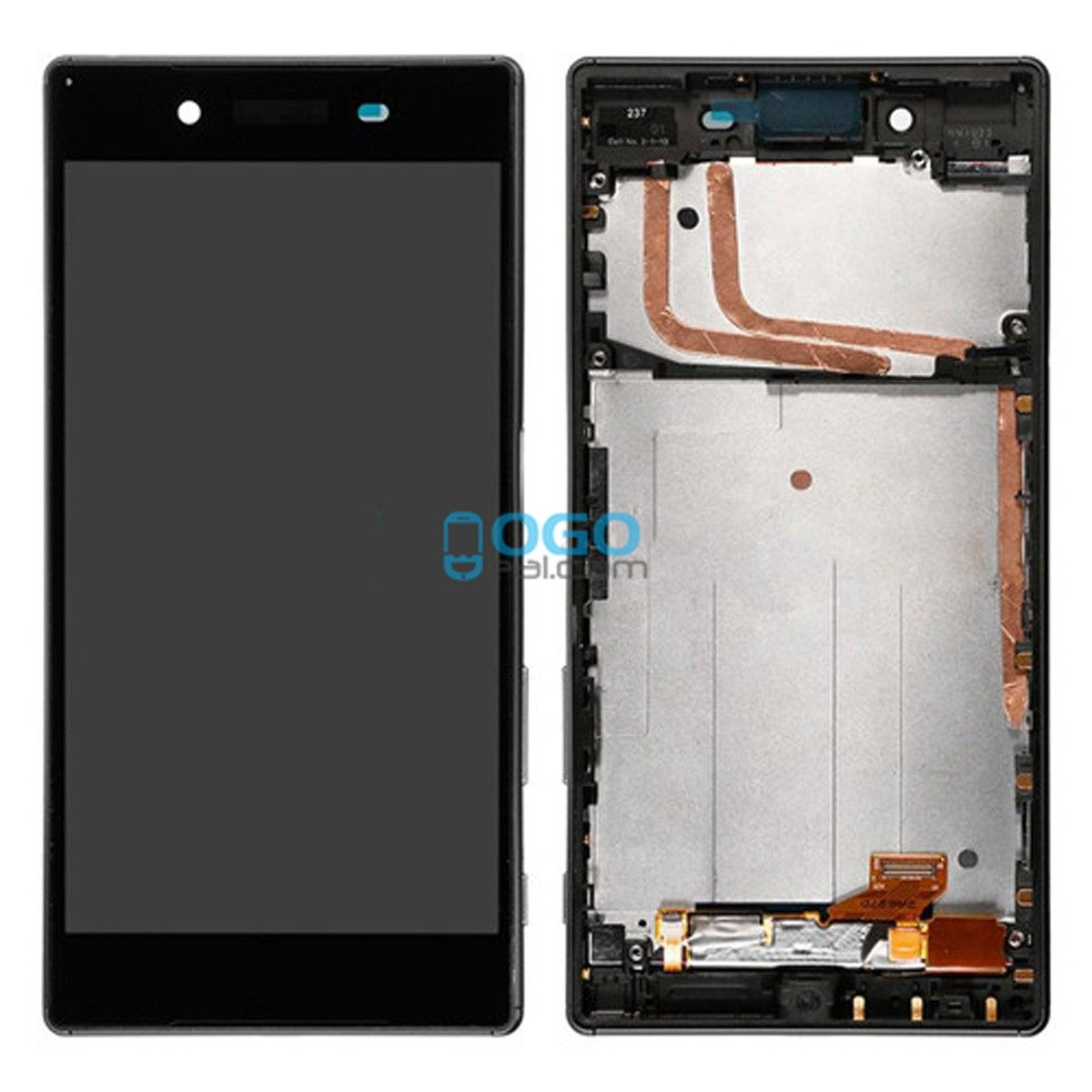 For Sony Xperia Z5 LCD & Touch Screen Assembly With Frame Replacement- Black @ http://www.ogodeal.com/for-sony-xperia-z5-lcd-digitizer-touch-screen-assembly-with-frame-black.html