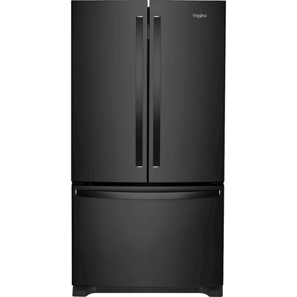 Whirlpool Cu Ft French Door CounterDepth Refrigerator