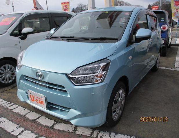 Daihatsu Mira 8th Generation Price Overview Review Photos
