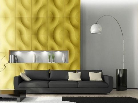 Zanosni 3D zidni paneli | Home decor | Pinterest | 3d wall panels ...