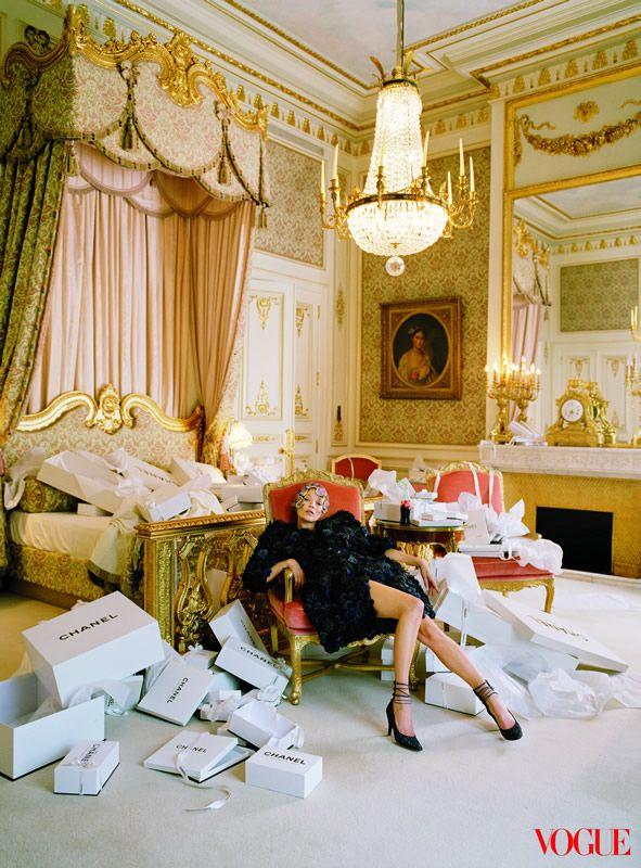 Chanel Chanel Chanel!