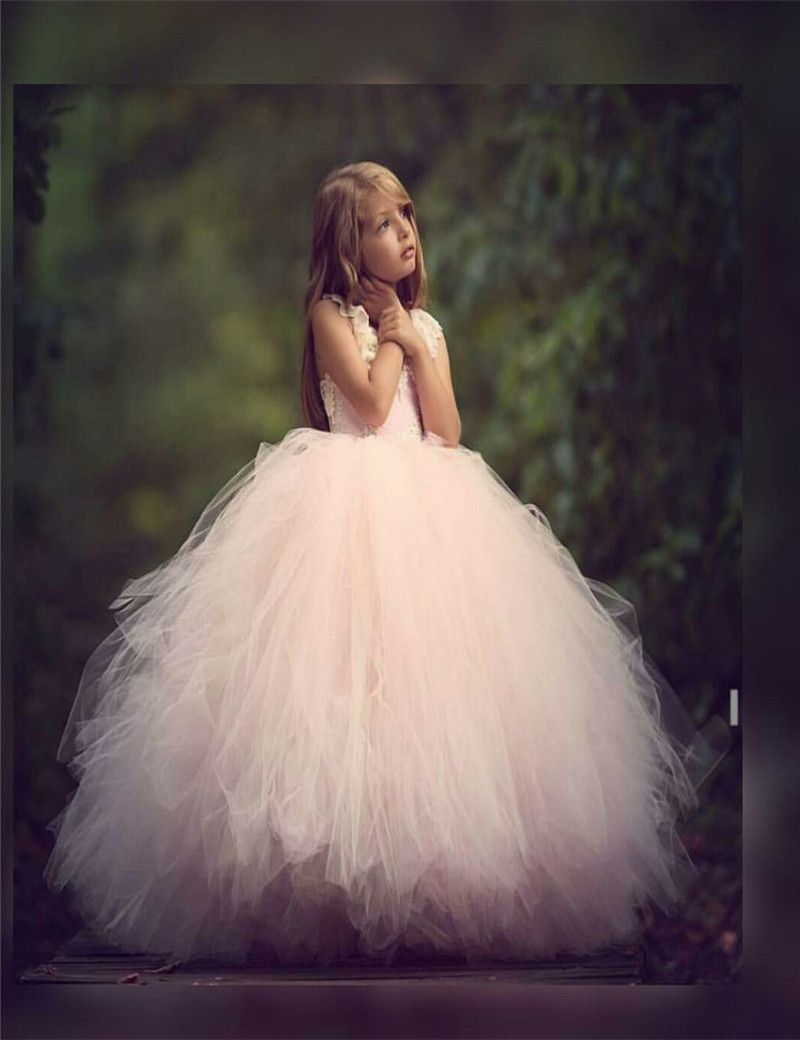 Find more flower girl dresses information about hot selling scoop