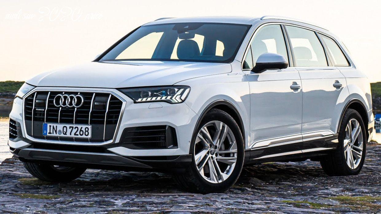 Audi Suv 2020 Price In 2020 Audi Q7 Audi Audi Q