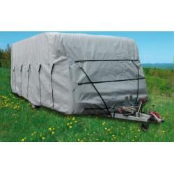 Photo of Euro Trail caravan protective cover 600-650 cm Eurotrail
