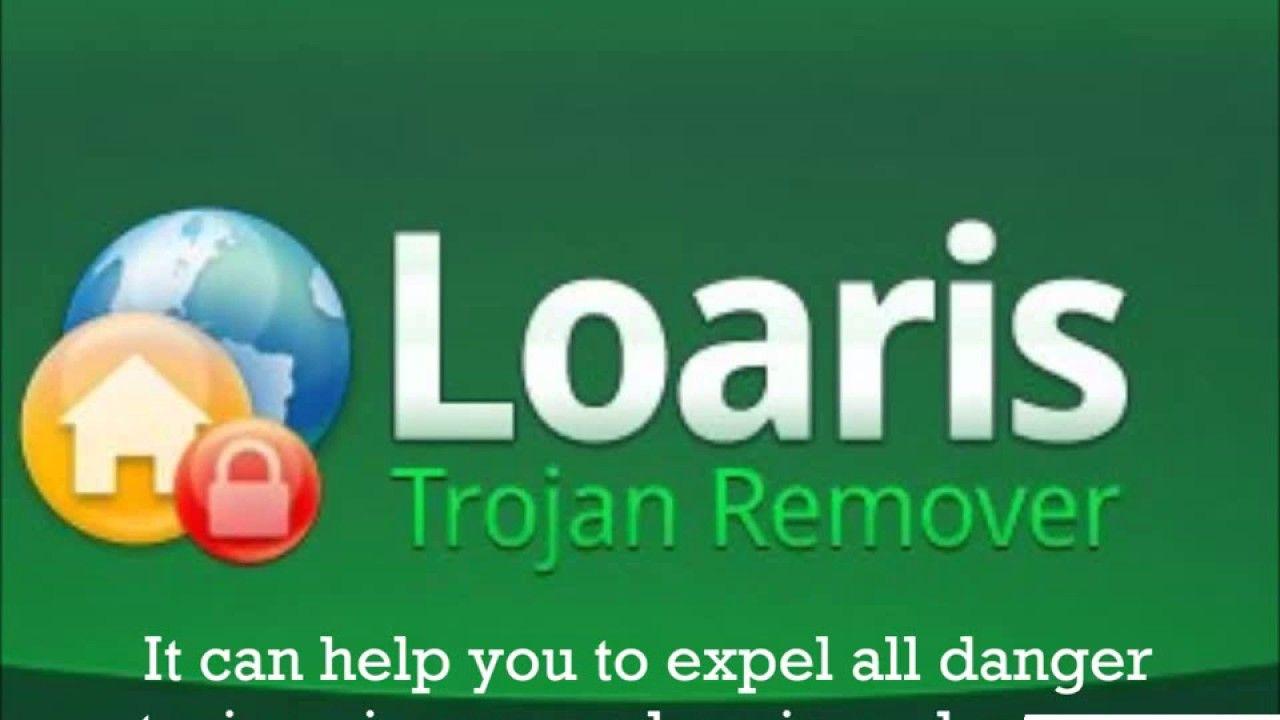 loaris trojan remover trial