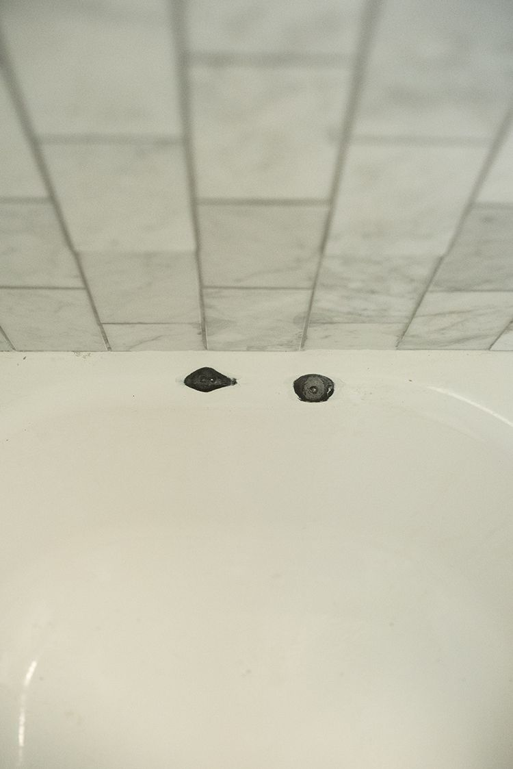 The Bathroom One Room Challenge Week 4 Refinish Bathtub