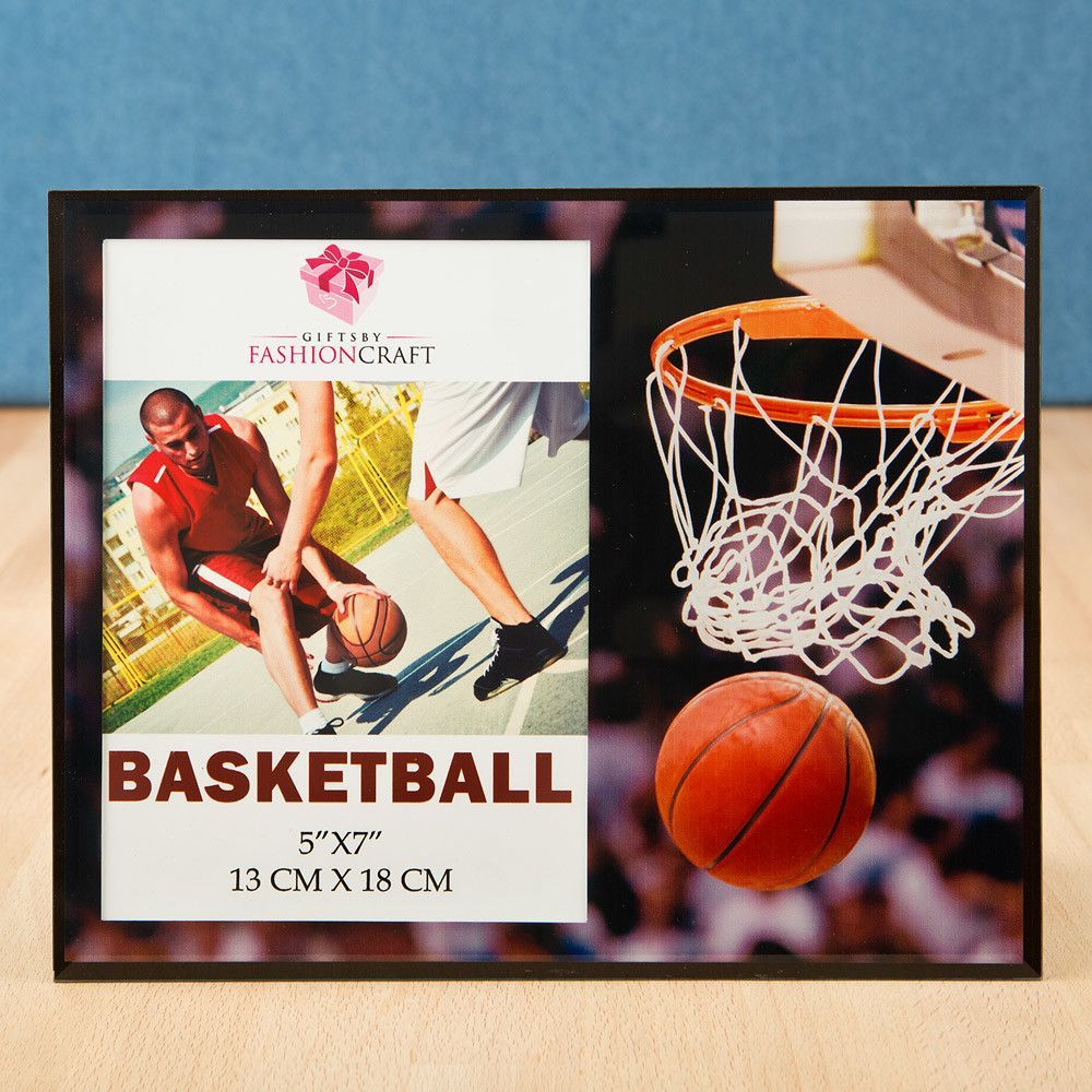 Magnificent Basketball Themed Gift Picture Frame | Products ...