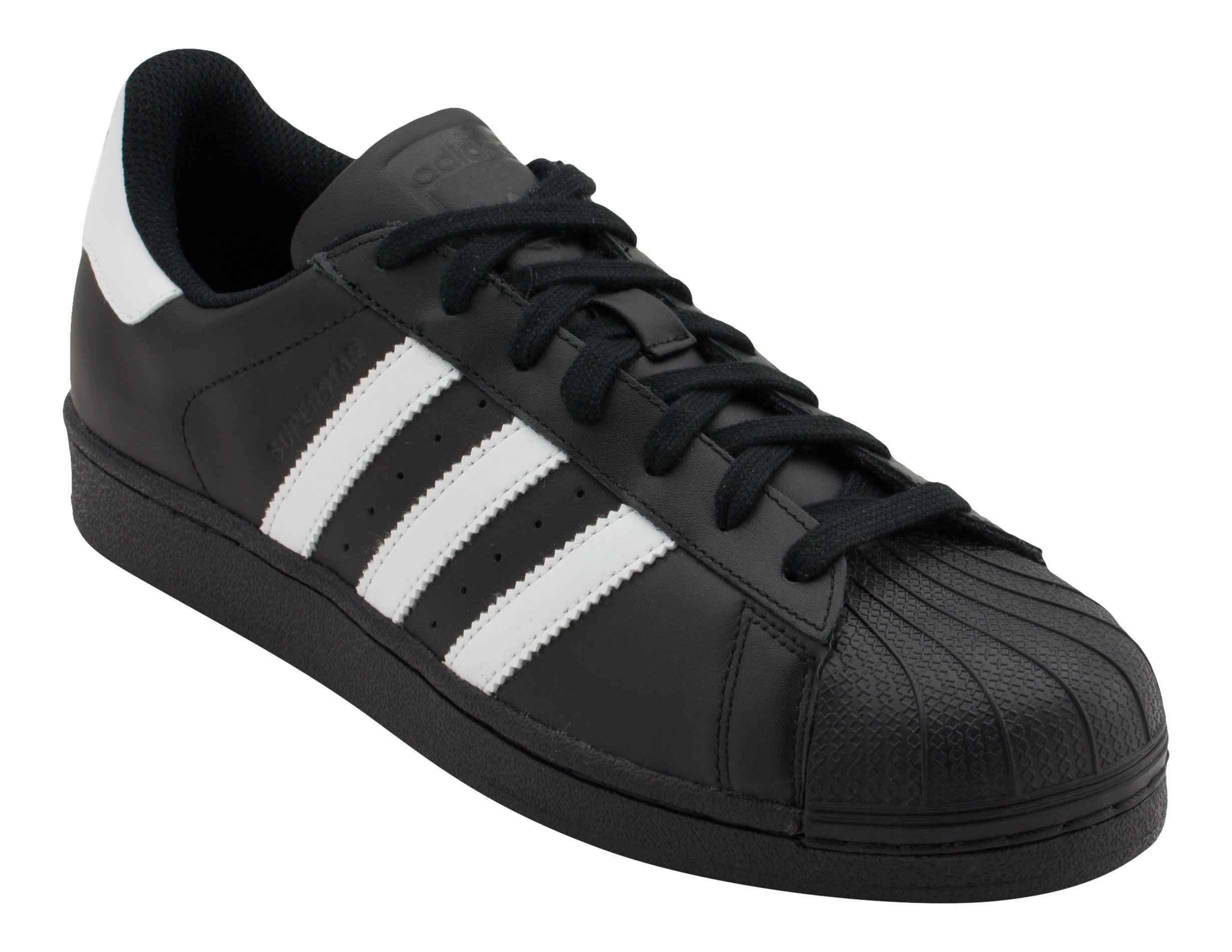 adidas superstar fondazione tamanhos: scarpe da ginnastica.