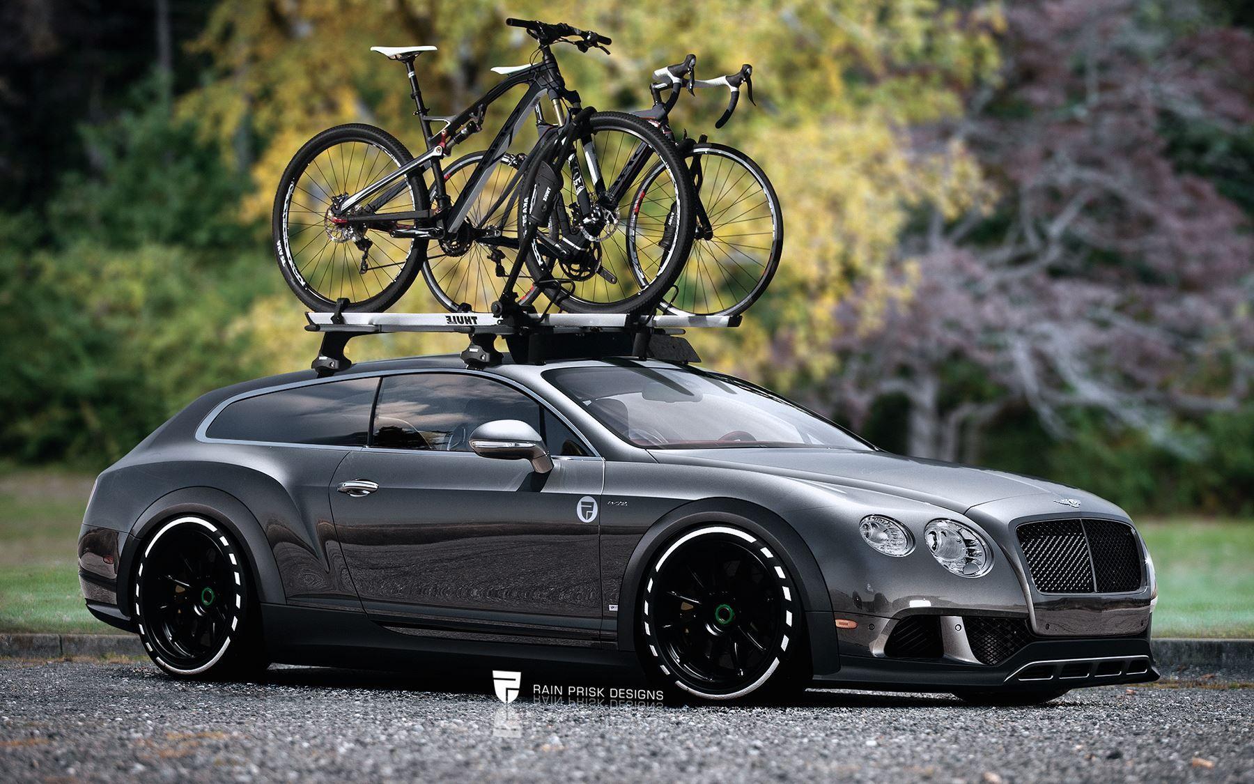 Bentley Continental Gt Wagon Wildly Imagined Carhoots Bentley Continental Bentley Continental Gt Bentley Car
