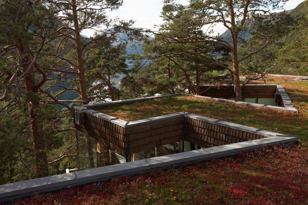 Épinglé par rolfk Baltzersen sur Hus Pinterest - construire une maison de 200m2