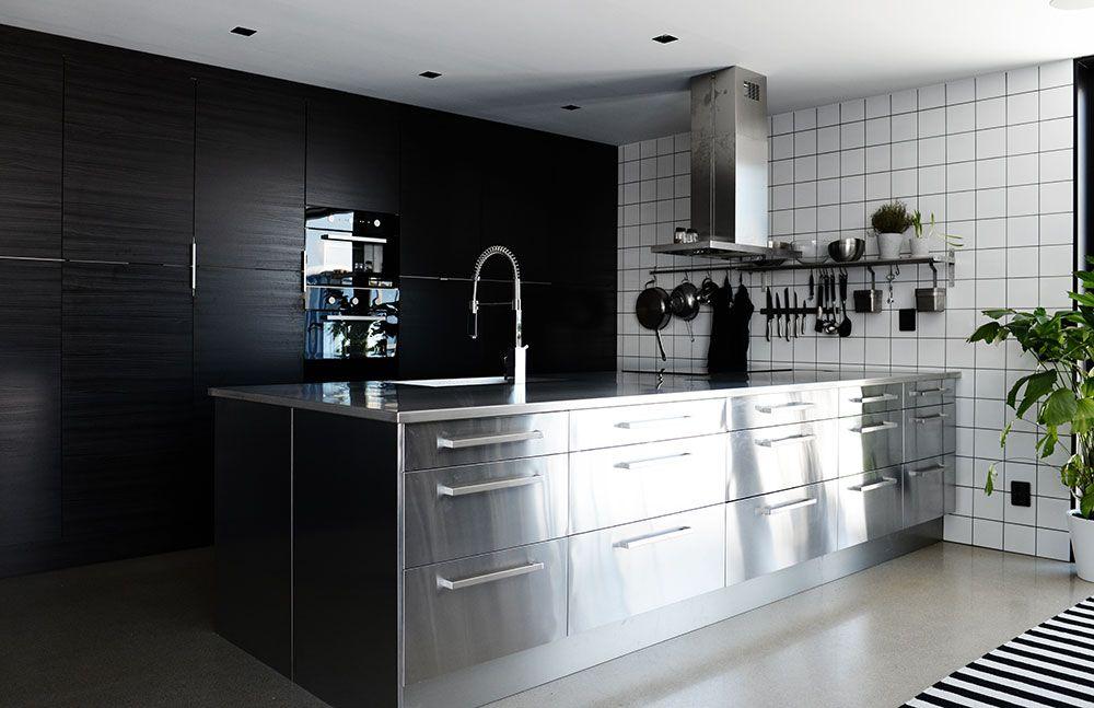 kokjpg (1000×647) kitchen Pinterest Interiors - neue küchen bei ikea