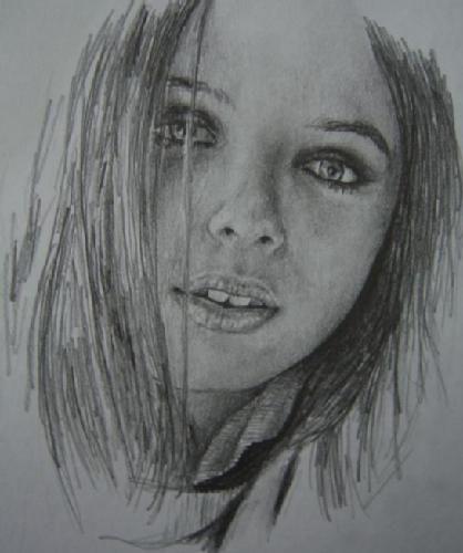 Resultado de imagen para imagenes realistas para dibujar  rostros