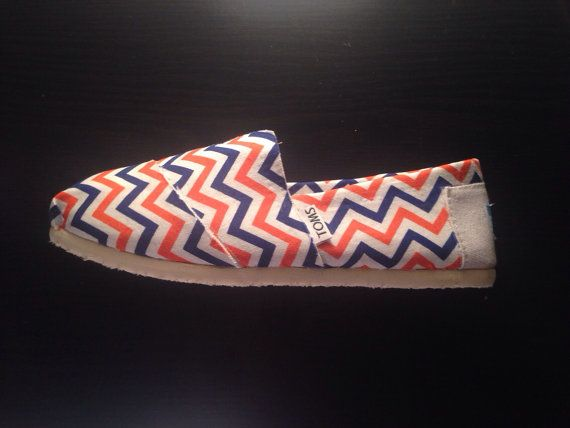 OKC Thunder Chevron Toms (Women)
