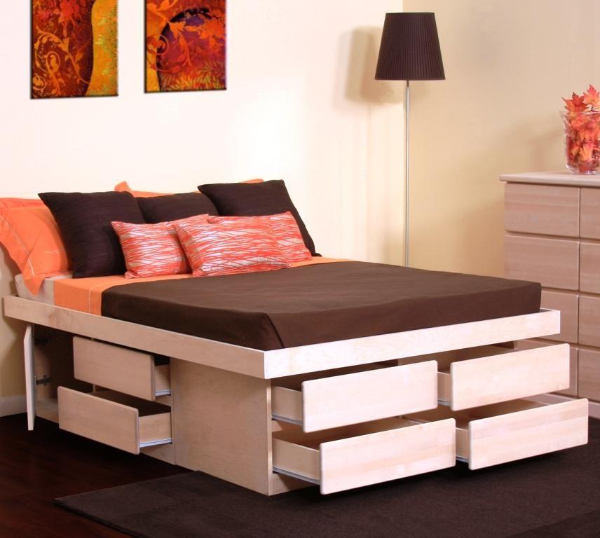 IKEA-King-Storage-Bed.jpg (856×768) | Room Decor/Dream room ...