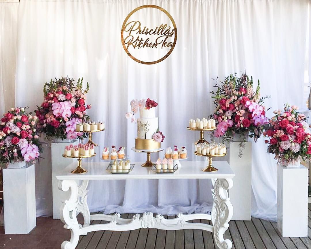 Prop Event Hire Sydney On Instagram A Gorgeous Kitchen Tea Display Styling By