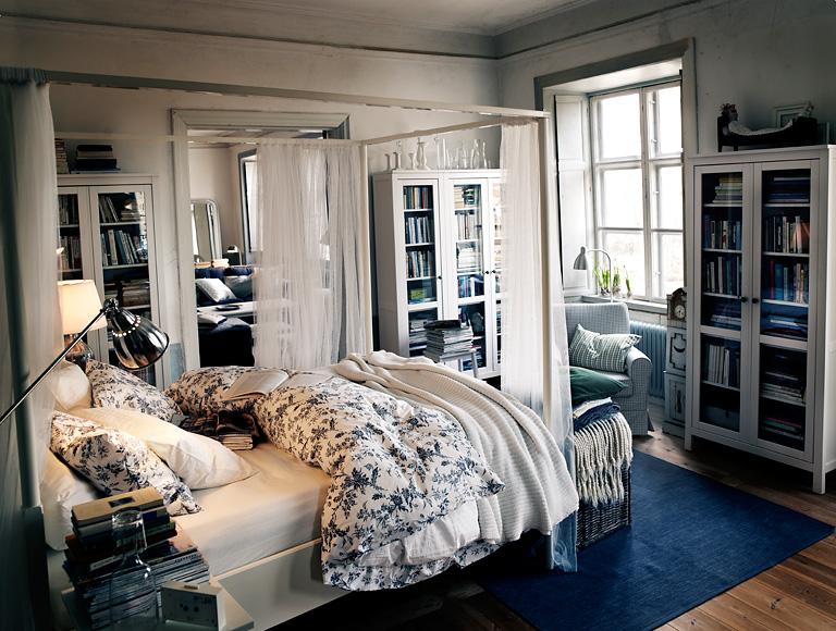 Schlafzimmer Ikea Hemnes - sourcecrave.com -