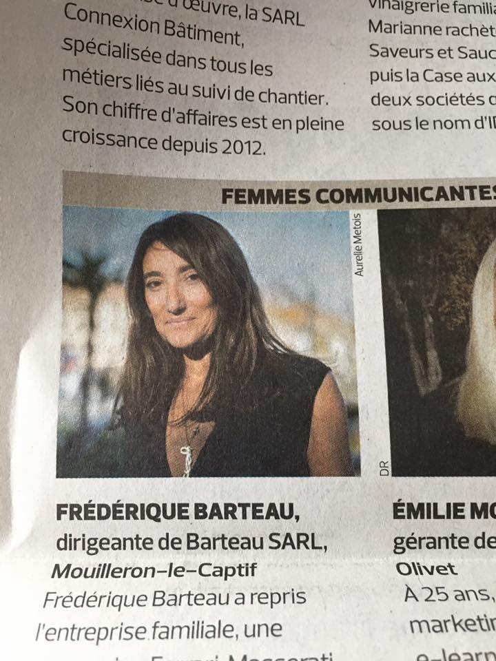 Le Figaro Economie Spécial Femmes de l'Economie