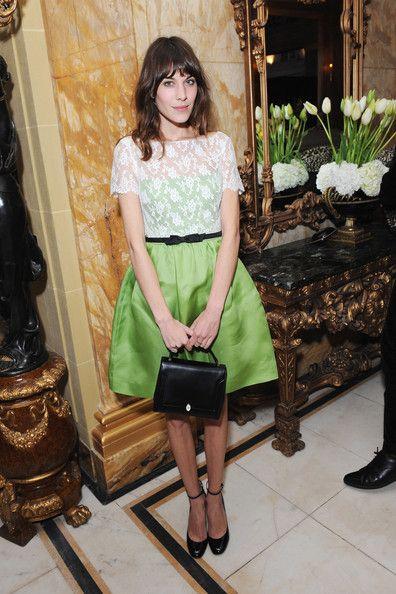 Alexa Chung (February 2012 - November 2012) - Page 66 - the Fashion Spot