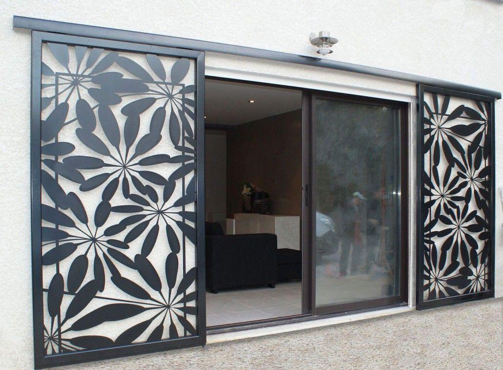 Design Sunshades Style Fishnet Door Design House Design Doors