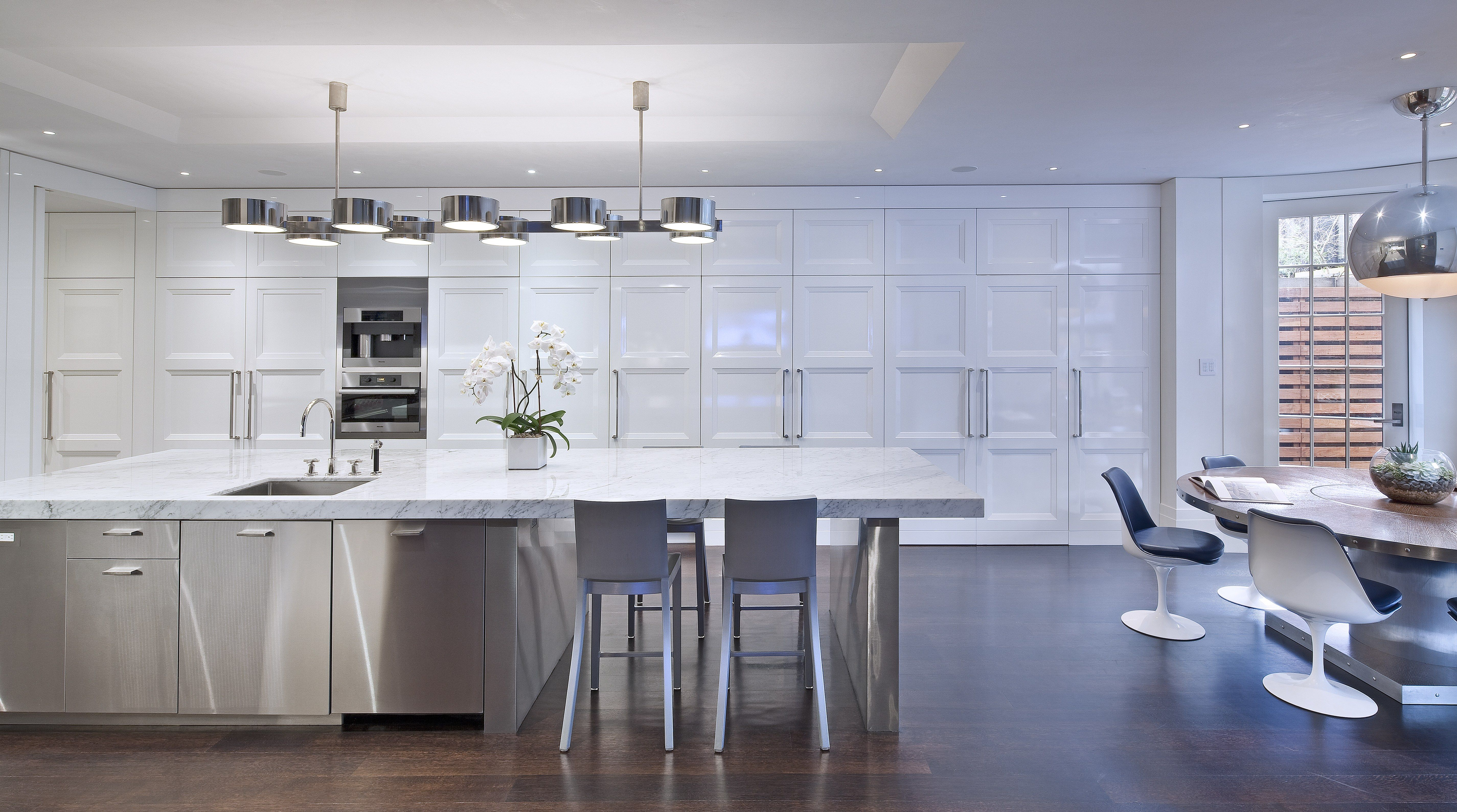 6 clever kitchen design ideas from st. charles of new york | kitchen