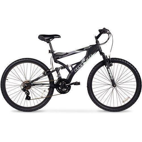 New Mens Mountain Bike 26 Full Suspension Biking Cycling Camping
