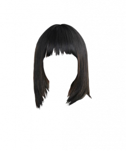 Black Hairblack Hair Capelli