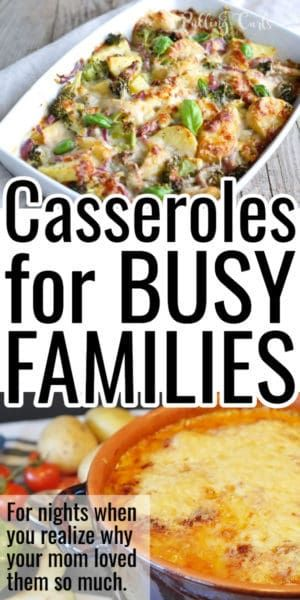 Best Casseroles: Best for busy families images