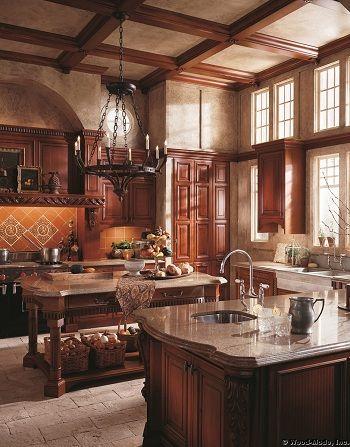 Country Kitchen Cabinets   Country   Kitchen Cabinets ...