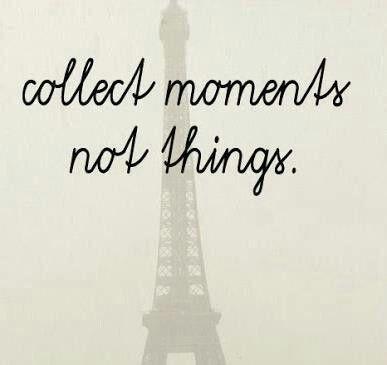 Colecciona momentos