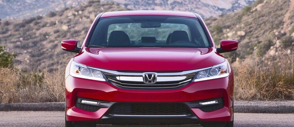 2016 Honda Accord SPORT in 120 New Pics + Animated CarPlay