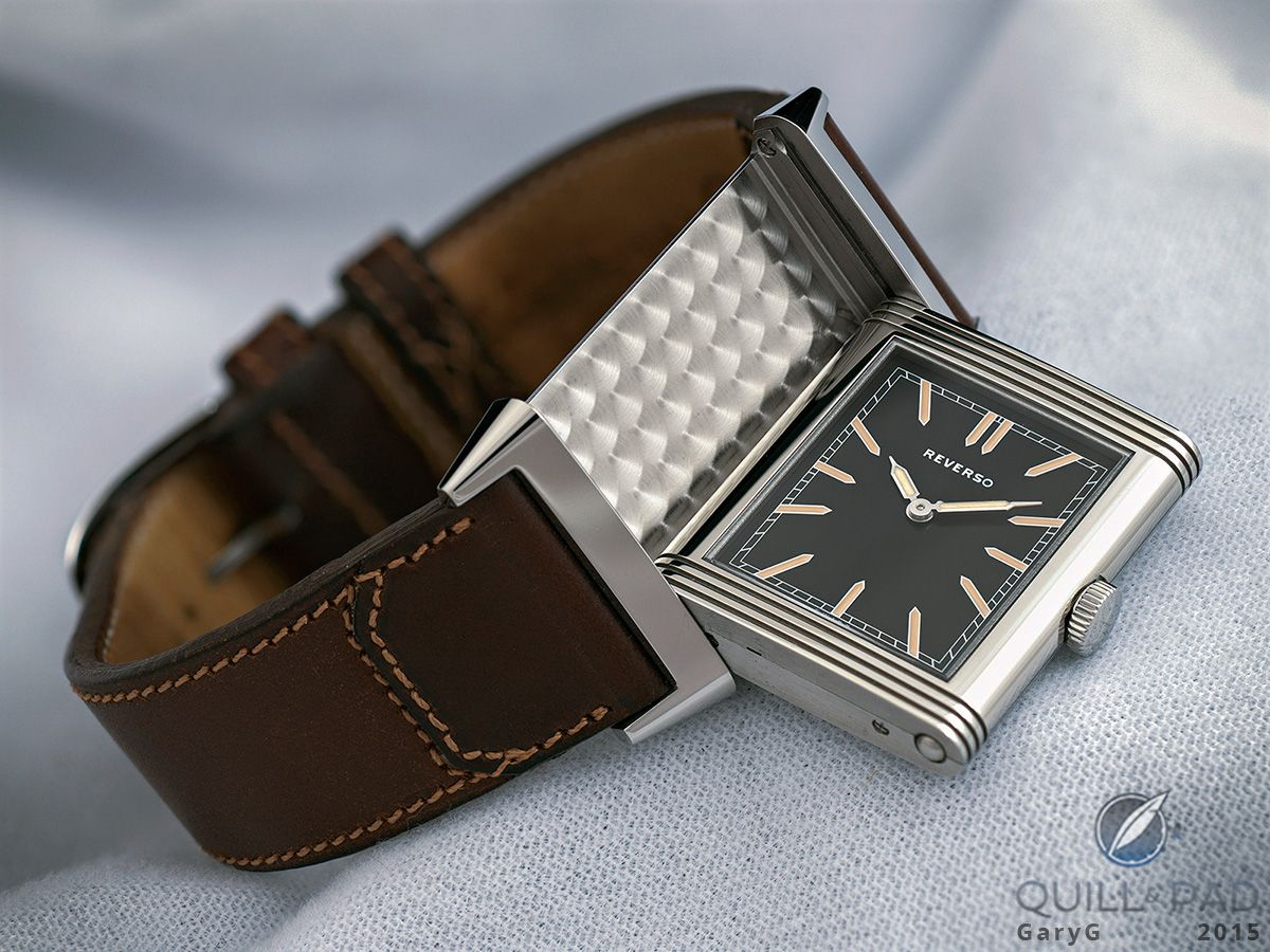 Why I Bought It: Jaeger-LeCoultre Tribute To Reverso 1931 | Quill & Pad