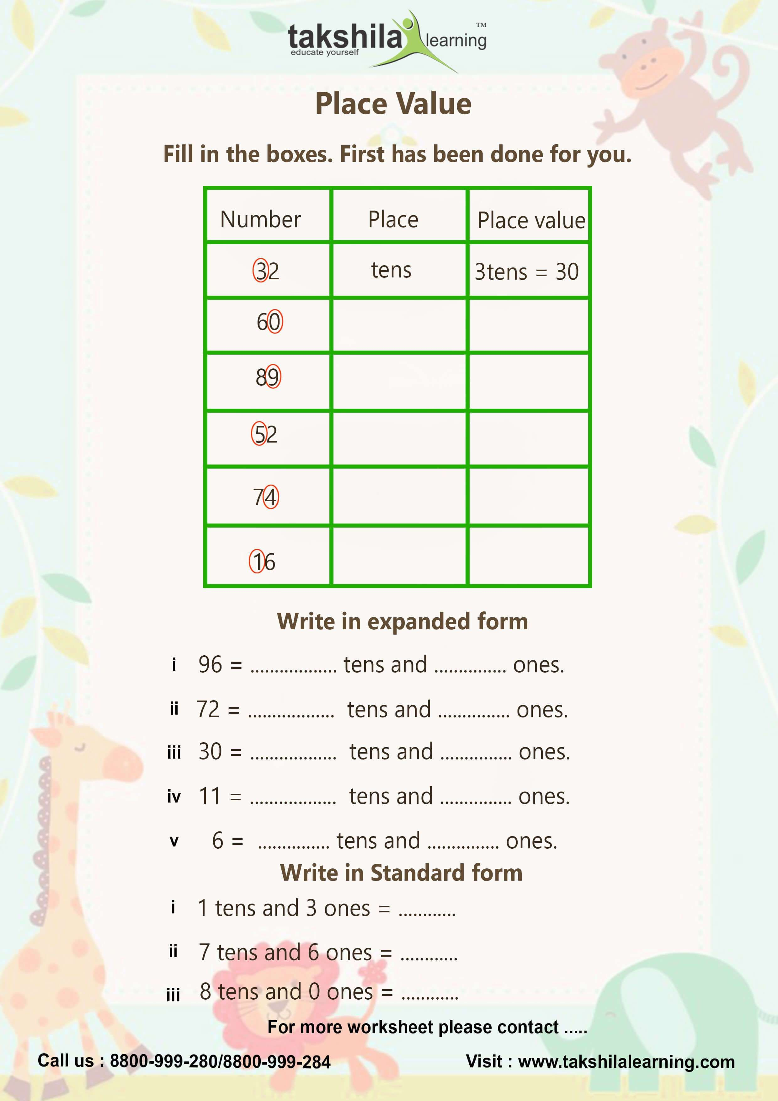 medium resolution of Cbse Grade 1 Math Worksheets   Printable Worksheets and Activities for  Teachers