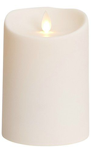 Luminara Outdoor Flameless Candle Plastic Finish Unscen Https