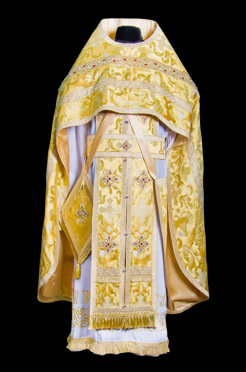 Облачения православных священников картинки