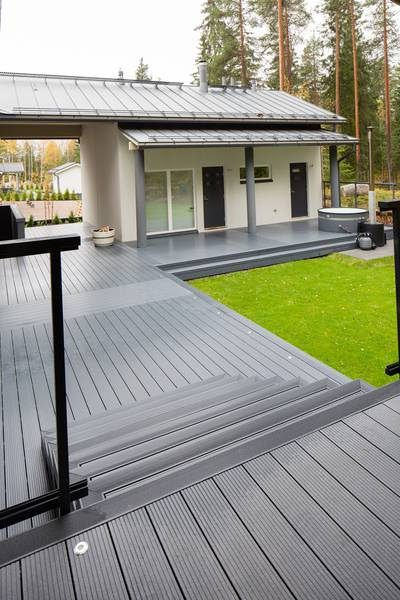 Low Maintenance Patio Porch Floor Portable And Easy Care