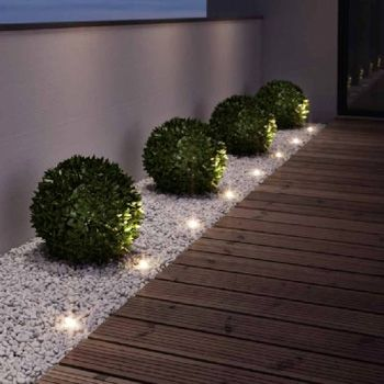 osram noxlite led garden spot mini starterset garten pinterest jardins. Black Bedroom Furniture Sets. Home Design Ideas
