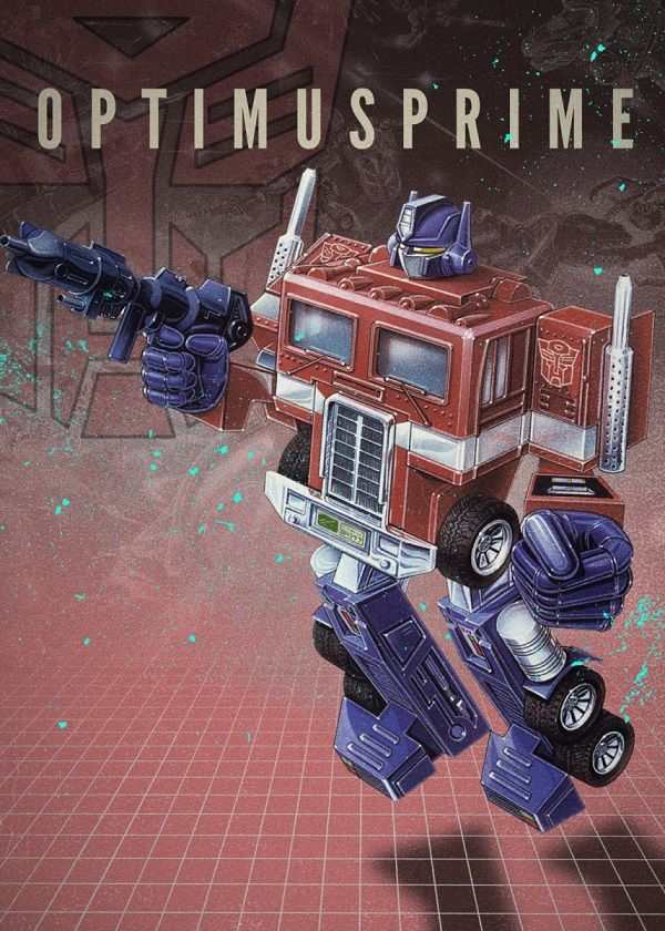 Transformers Autobots Displate Posters