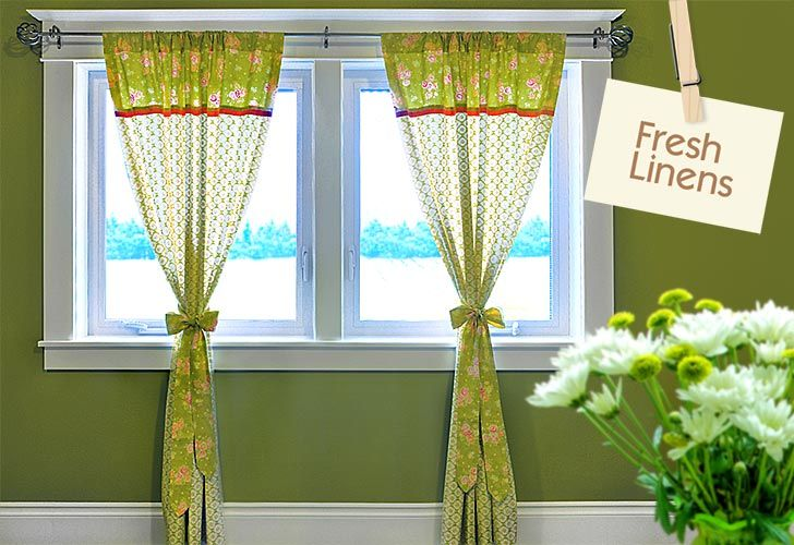 10 Best images about Lovely Curtains on Pinterest | Rickrack, Cute ...
