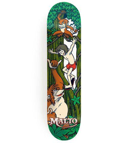 Sean Malto - Mowgli Deck by Girl | crailstore