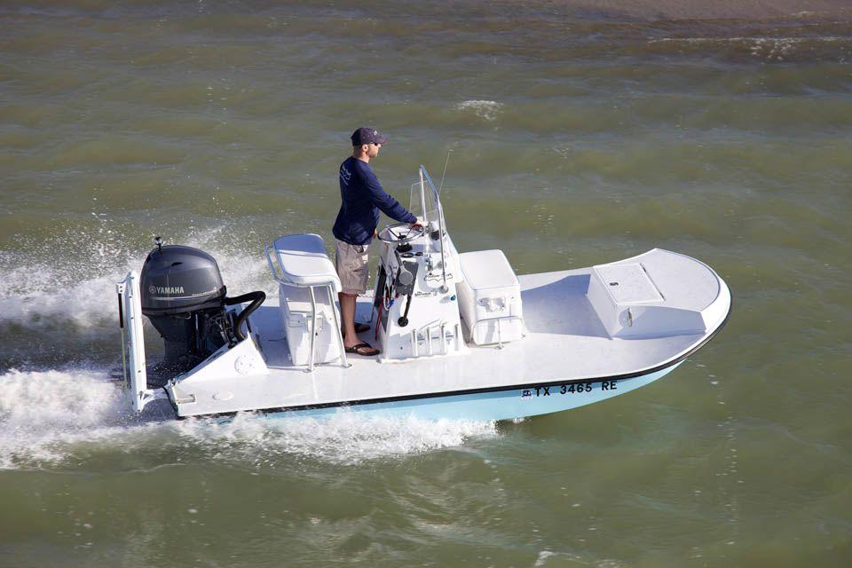 15 ClassicShallow Sport Sport fishing boats, Shallow