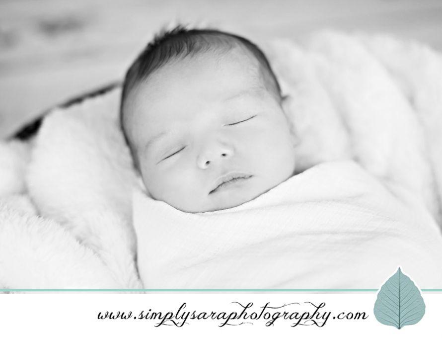 Newborn Baby Boy Photo Ideas