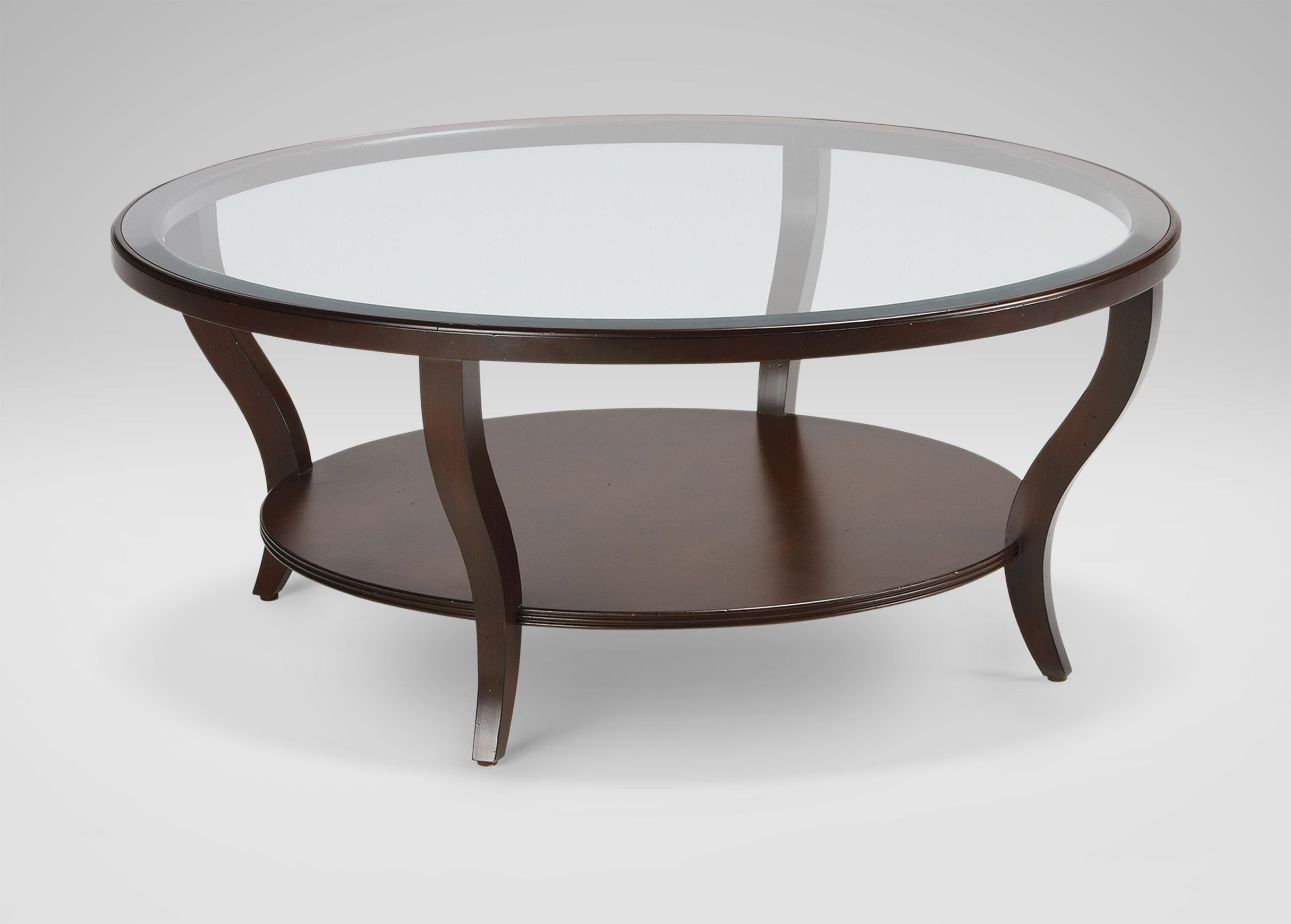 Cirque Coffee Table Ethan Allen Table Glass Dining Table
