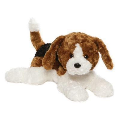 Gund Russet Beagle Plush Toy In Brown Beagle Puppy Beagle Dog
