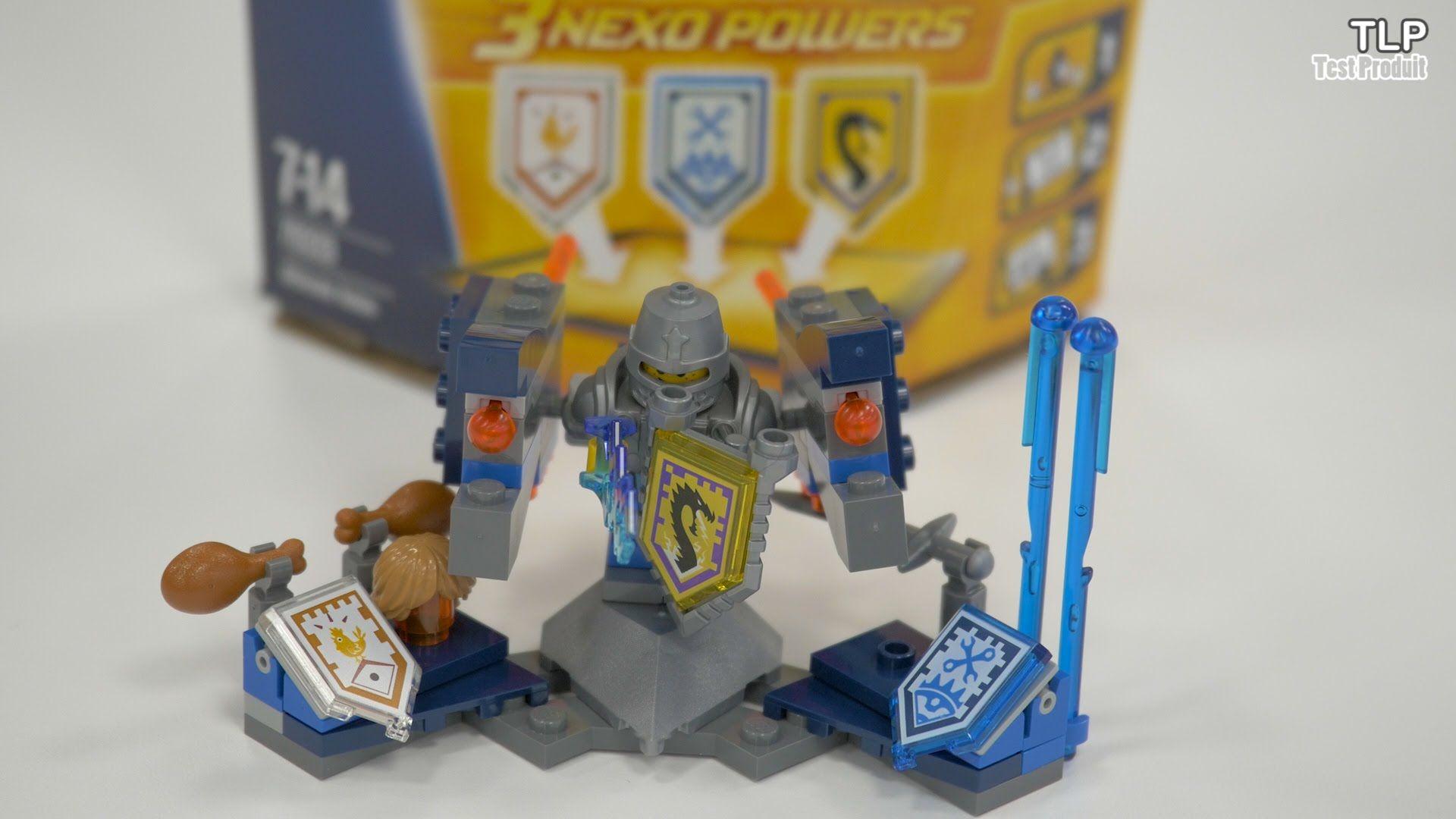 70333 KnightsRobinL'ultime En Lego Nexo Chevalierdémo rdshCxtQ