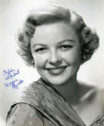 Marjorie Reynolds - American motion picture and television actress. Cremated, Location of ashes is unknown.
