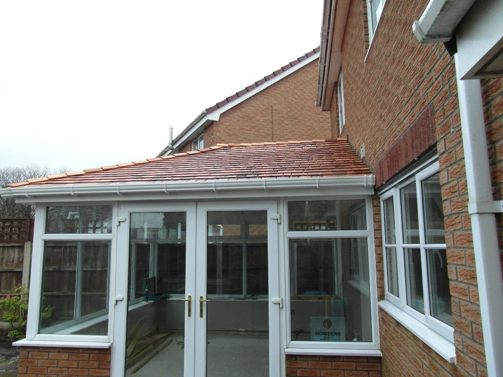 Best Conservatory Roof Idea Alan Wood Uses Western Red Cedar 640 x 480