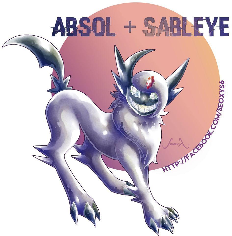 Sableye Evolution X And Y